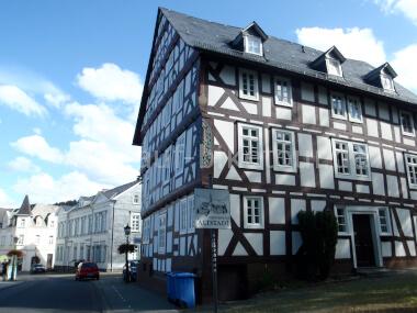 Altstadt von Bad Laasphe