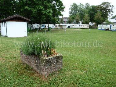 Campingplatz Kanu Wanderer