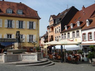 Historischer Marktplatz Homburg