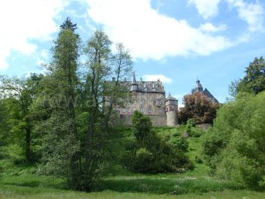 Idyll Schloss Eisenbach