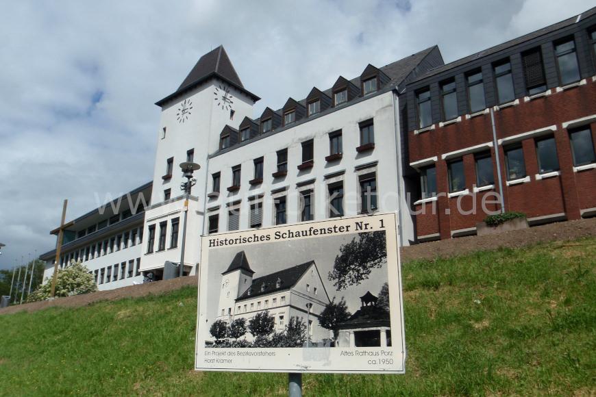 Bezirksrathaus Porz