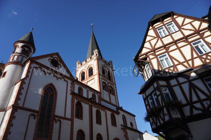 Kirche St. Peter in Bacharach