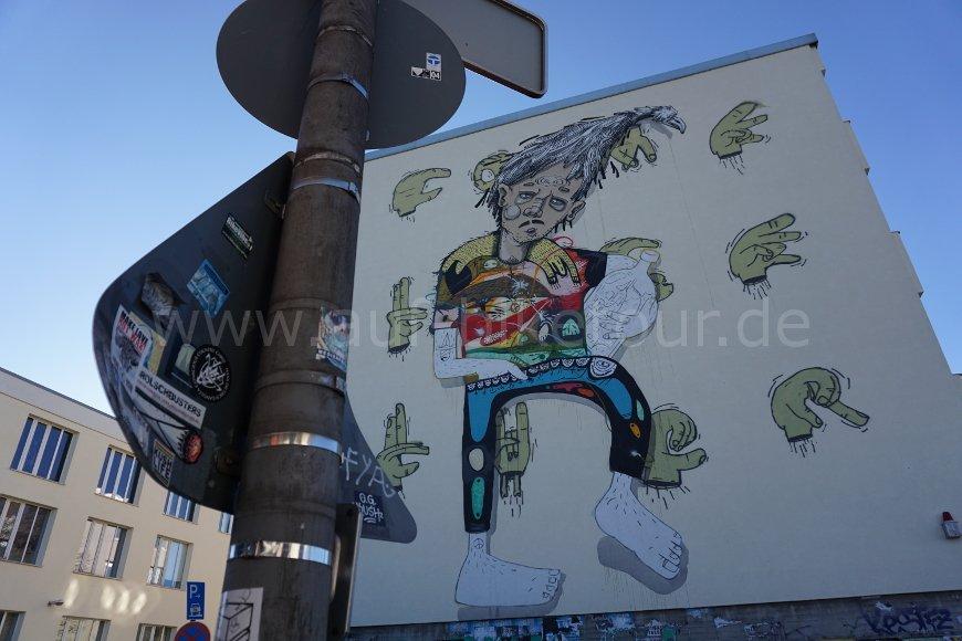 Mural Vogelsanger Straße