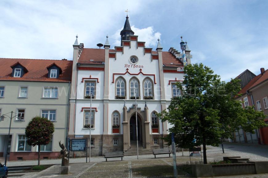 Rathaus von Geisa