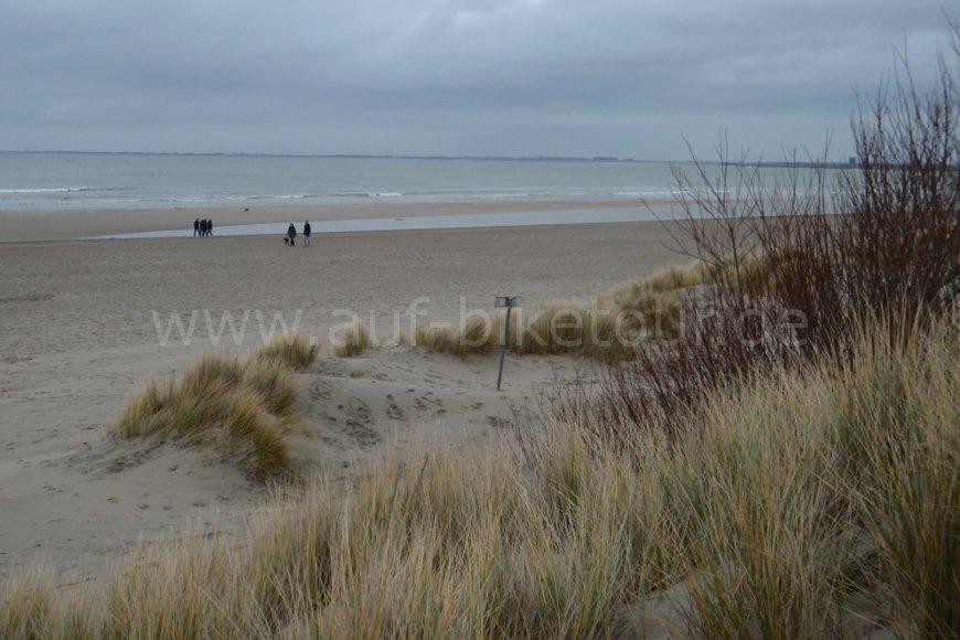 Strandidyll bei Renesse