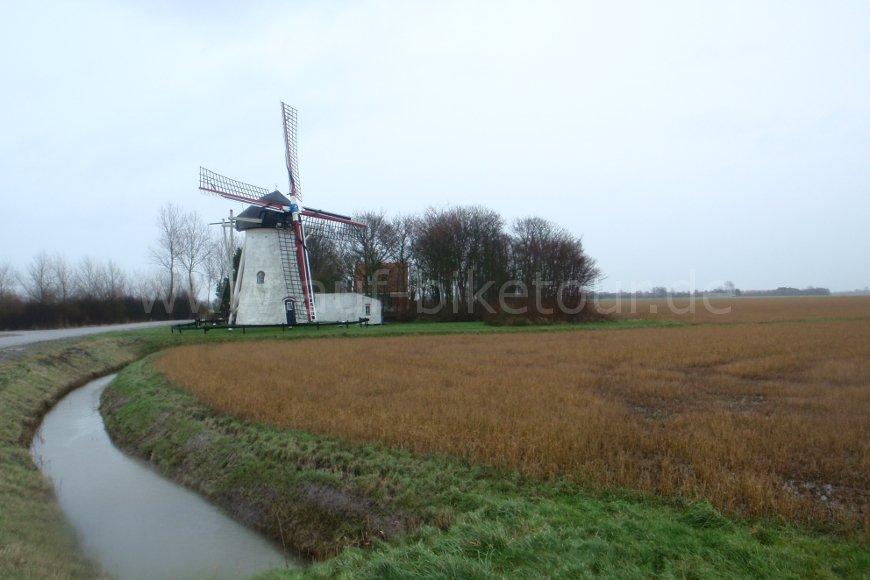 Windmühle t'Hert