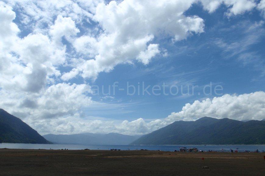 Wolkenspiele am Lago de Caburgua